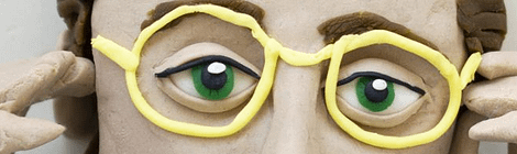'Surrealists Rendered in 'Play-Doh', an Exhibition that Runs in London by Eleanor Macnair